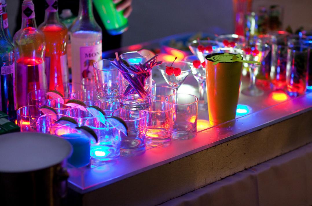 бізнес ідея виїзного коктейль-бару