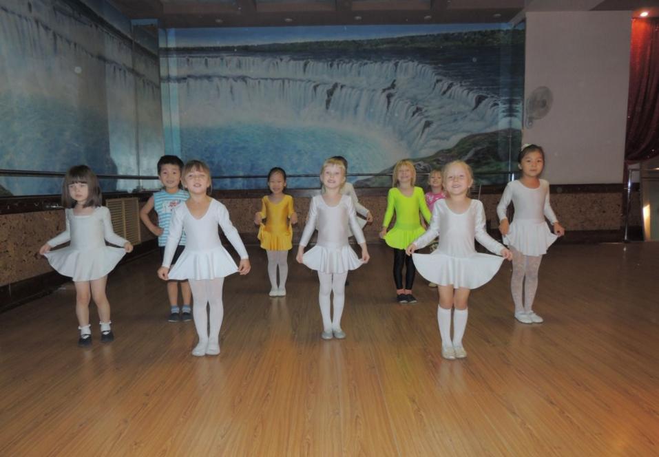 Бизнес-идея открытия детской школы танцев