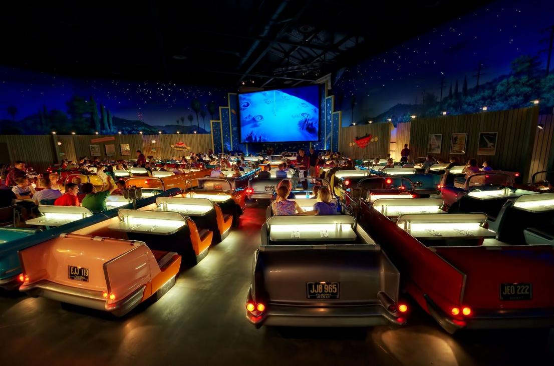 Бизнес-идея открытия кино-кафе