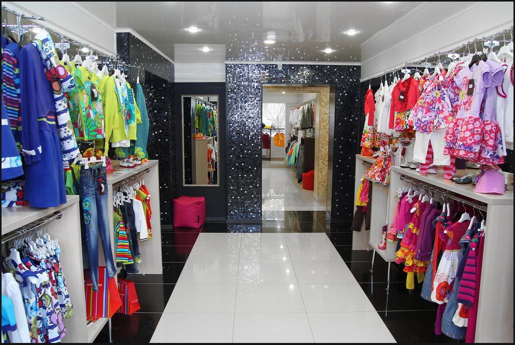 бизнес открытия магазина детской одежды