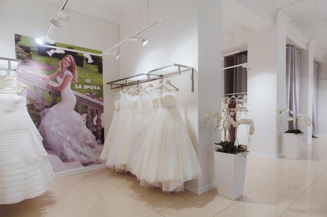 бизнес на открытии свадебного салона