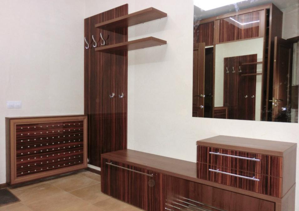 Стоимость заказных предметов мебели