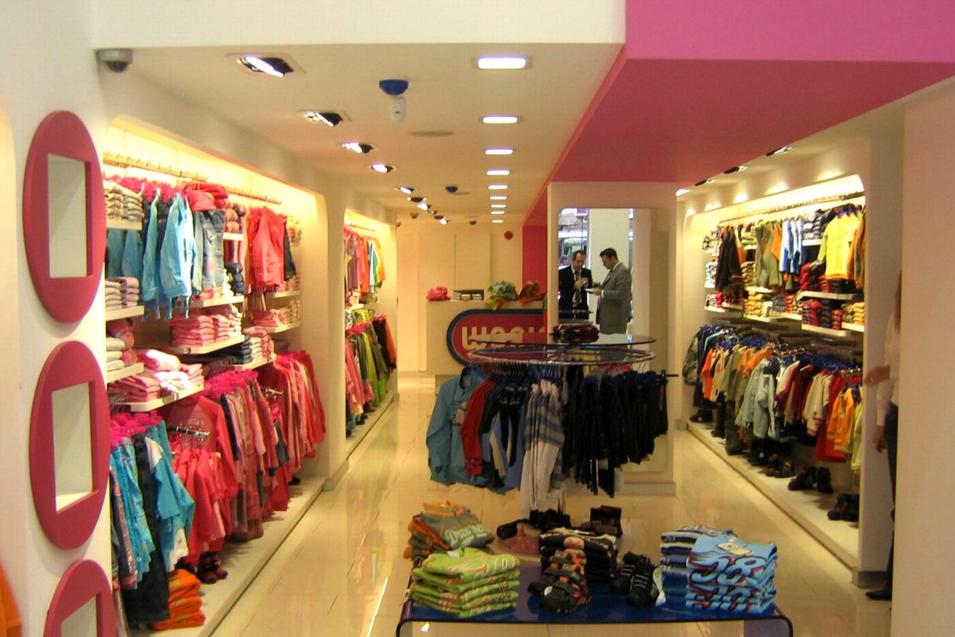 Бизнес на открытии магазина детской одежды