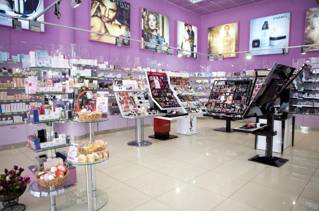 як організувати бізнес на відкритті магазину косметики