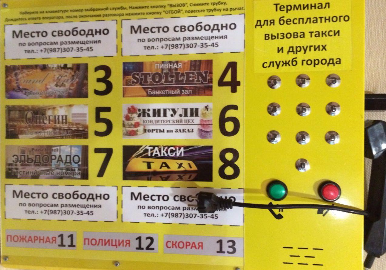 як організувати бізнес по установці таксоматів
