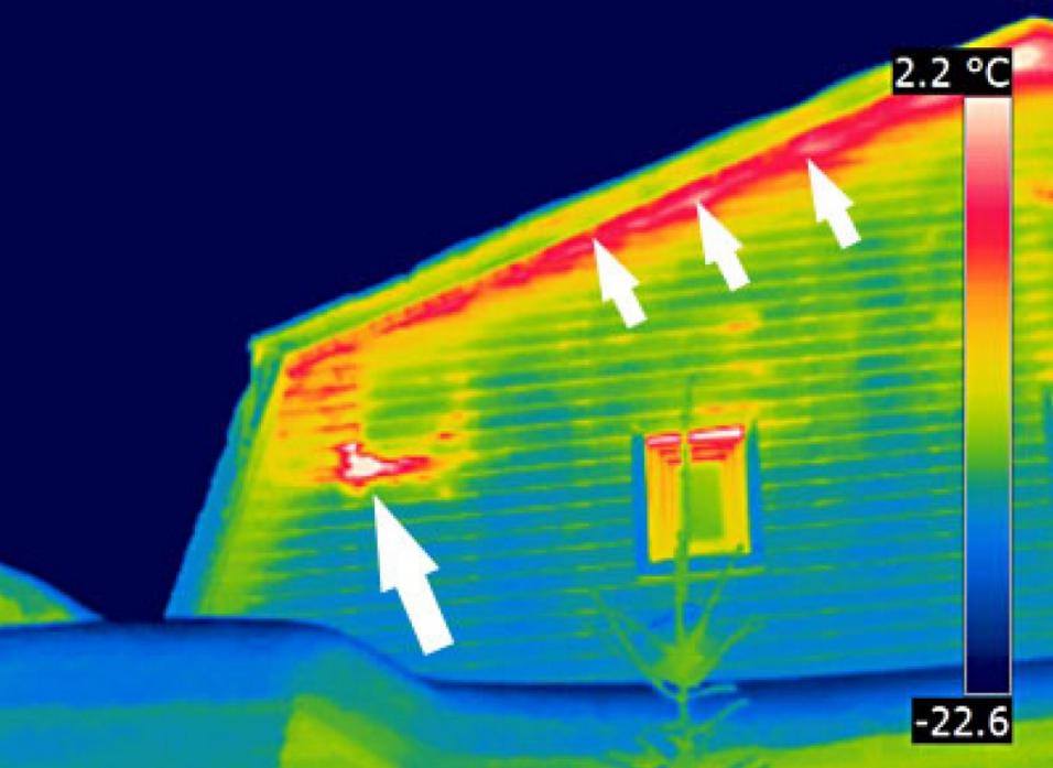 бізнес-ідея обстеження будинків тепловізором
