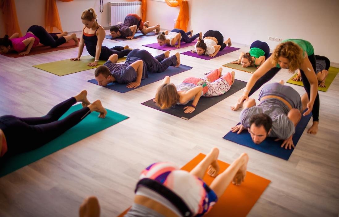 бізнес-ідея відкриття студії йоги