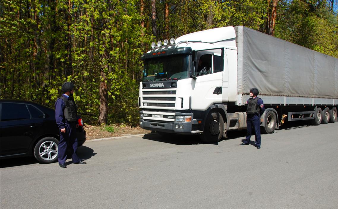 бізнес-ідея з охорони вантажів, що перевозяться