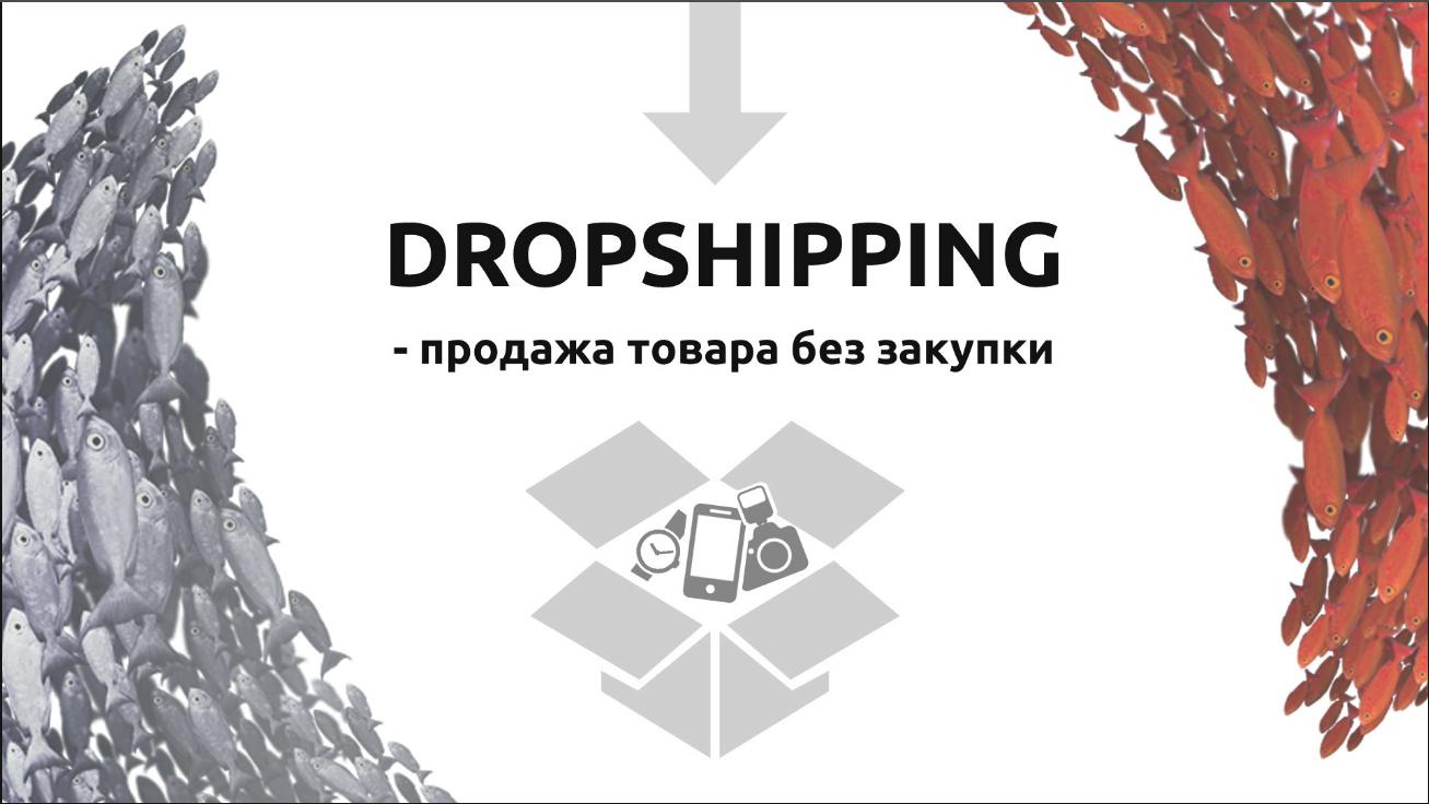 бизнес-идея продажи товаров по системе дропшиппинг