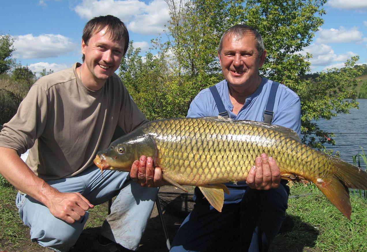бізнес на лові і вирощуванні риби