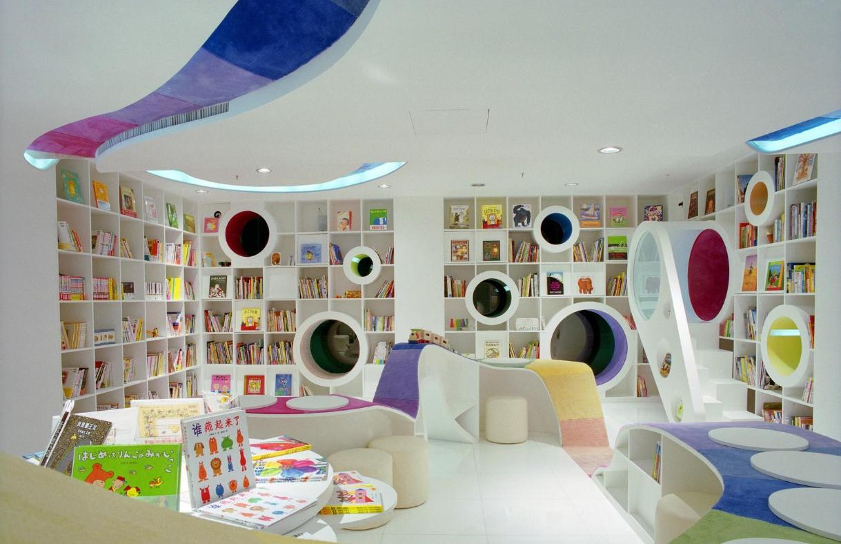 Бизнес-идея открытия книжного магазина для детей