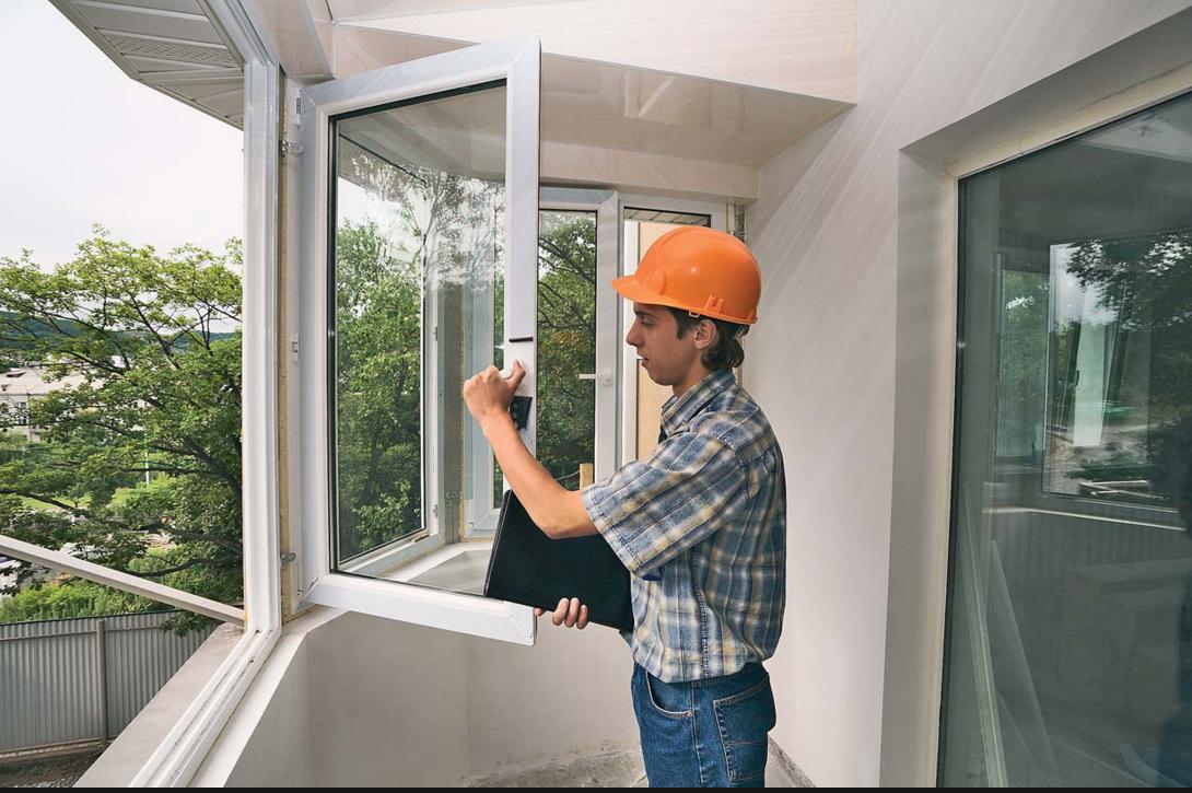ідея ремонту пластикових вікон