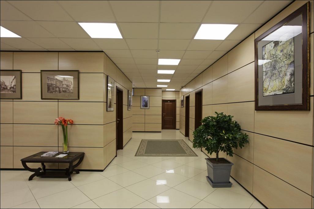 бизнес-идея ремонта офисов под ключ