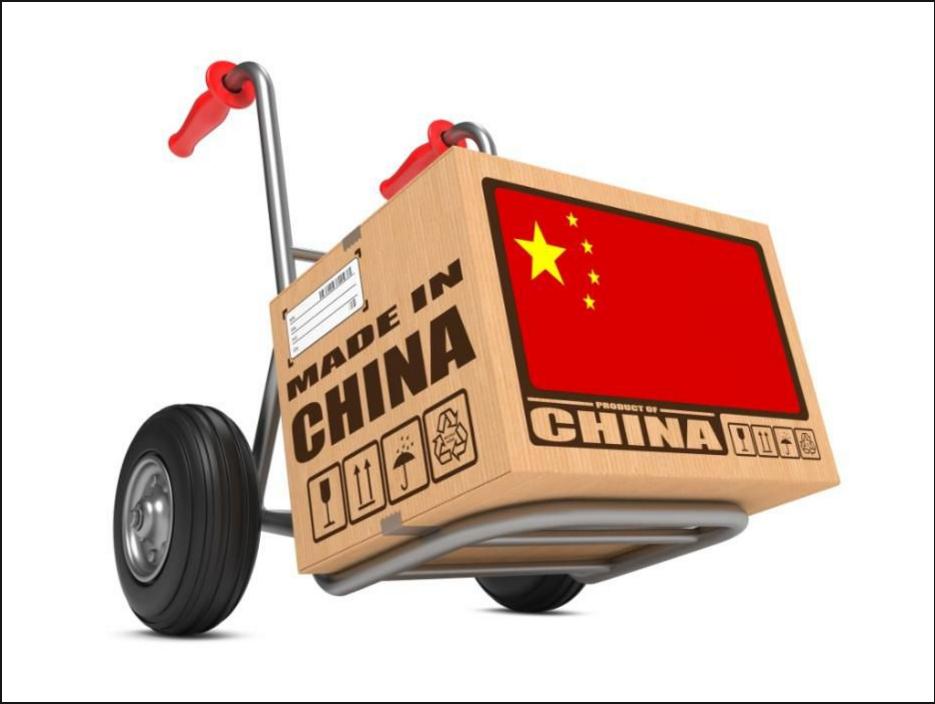 як налагодити роботу з Китаєм