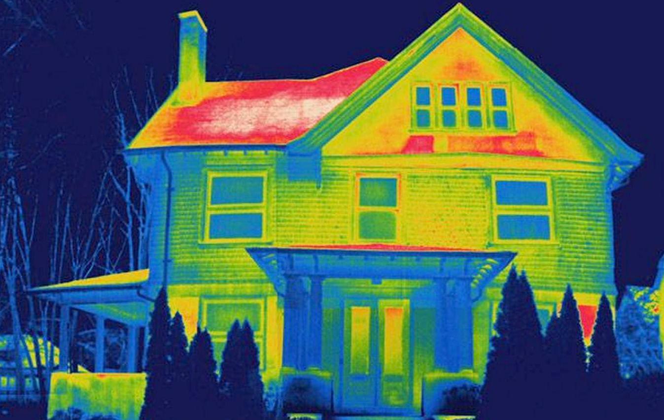 Бизнес-идея обследования домов тепловизором