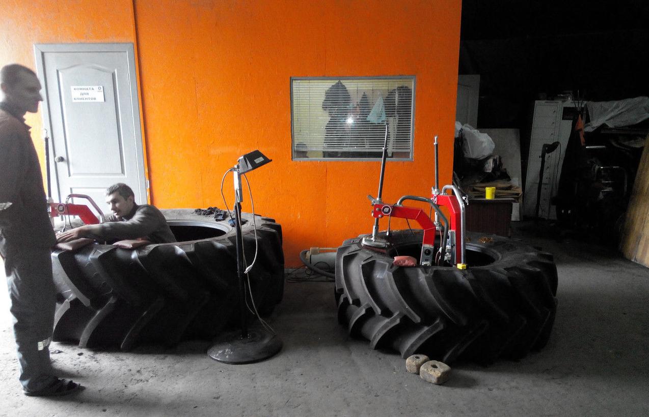 как организовать бизнес по восстановлению шин для грузовых автомобилей