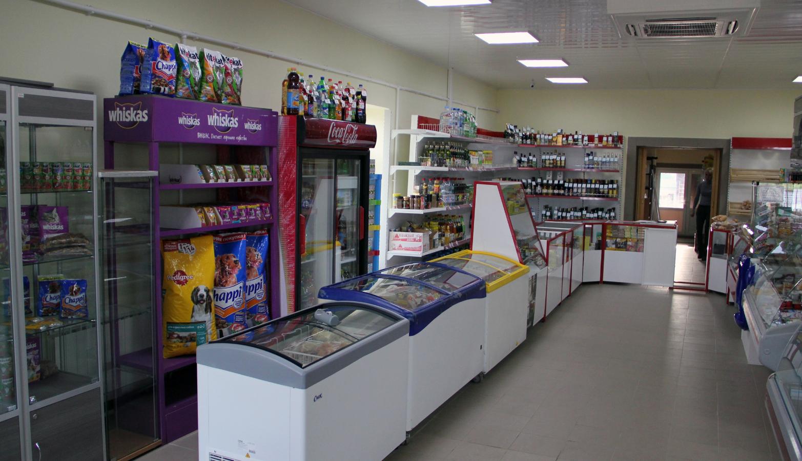 як організувати бізнес з відкриття продуктового магазину