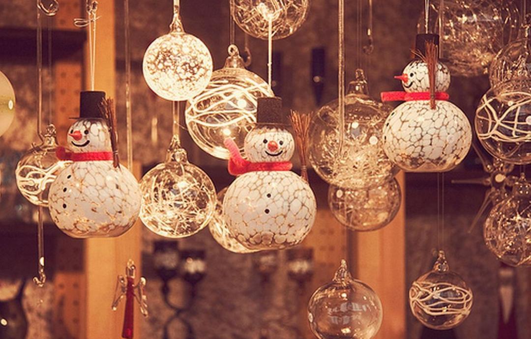 Бизнес-идея изготовления новогодних украшений