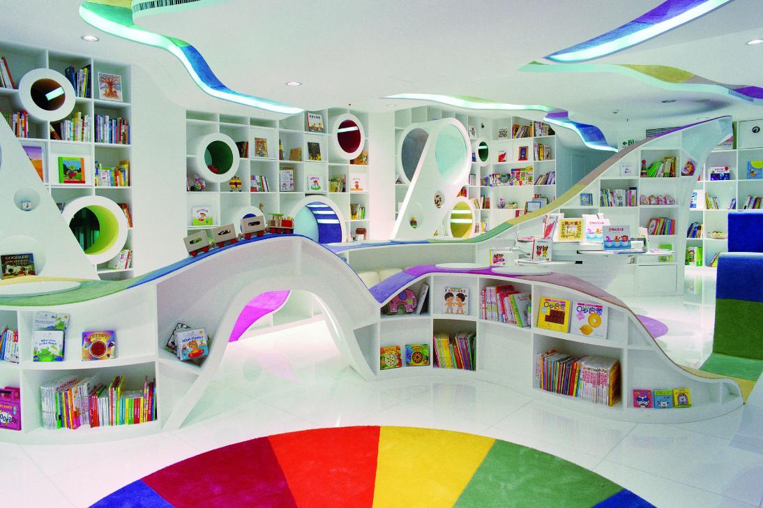 організація дитячого книжкового магазину