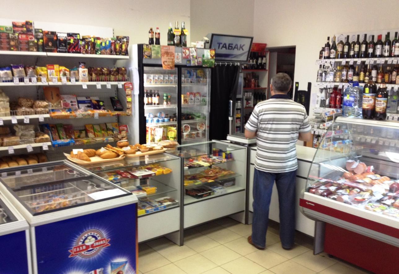 відкриття продуктового магазину як бізнес ідея