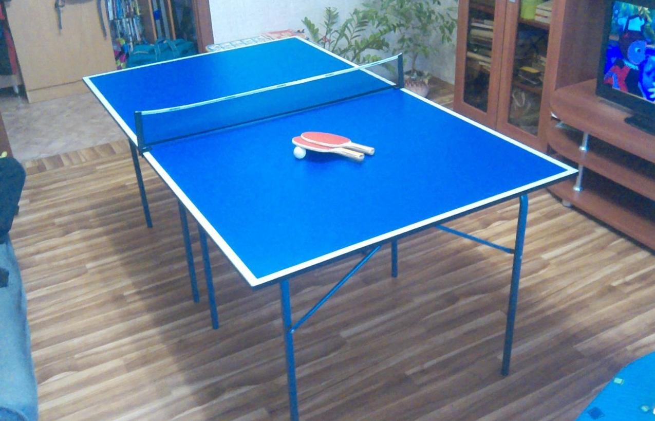 Как организовать бизнес на продаже теннисных столов