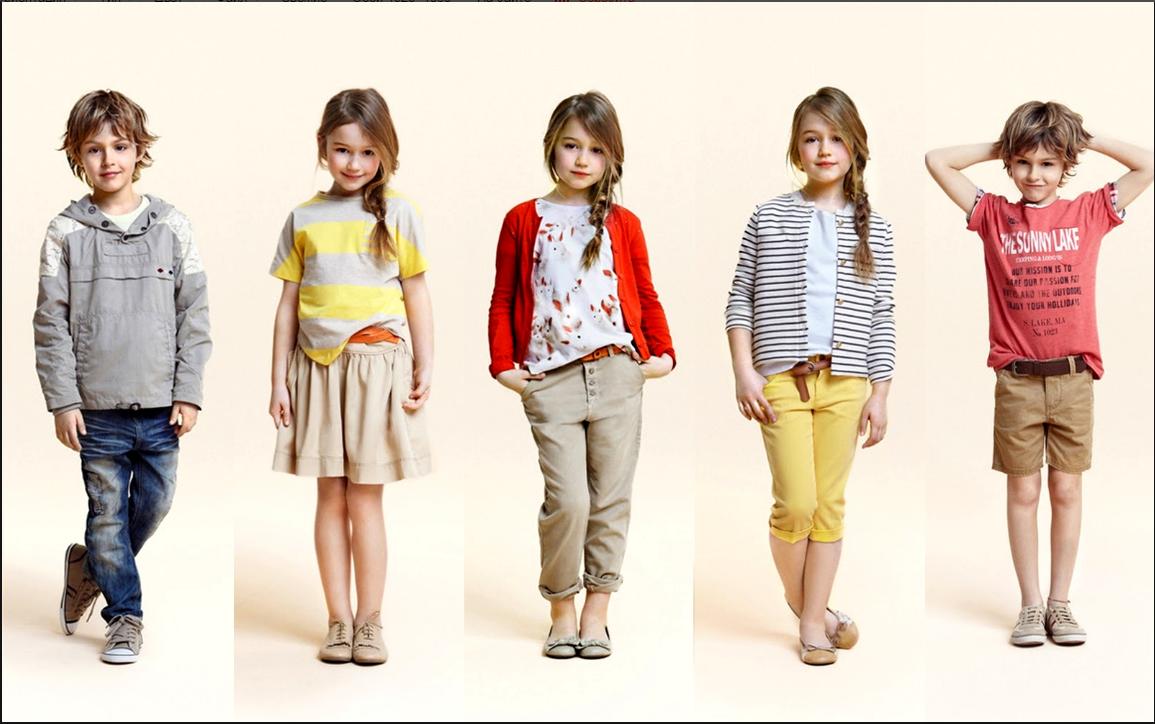 Как организовать бизнес по производству детской одежды