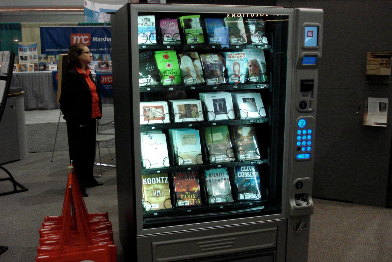 как организовать бизнес на установке автомата по продаже журналов