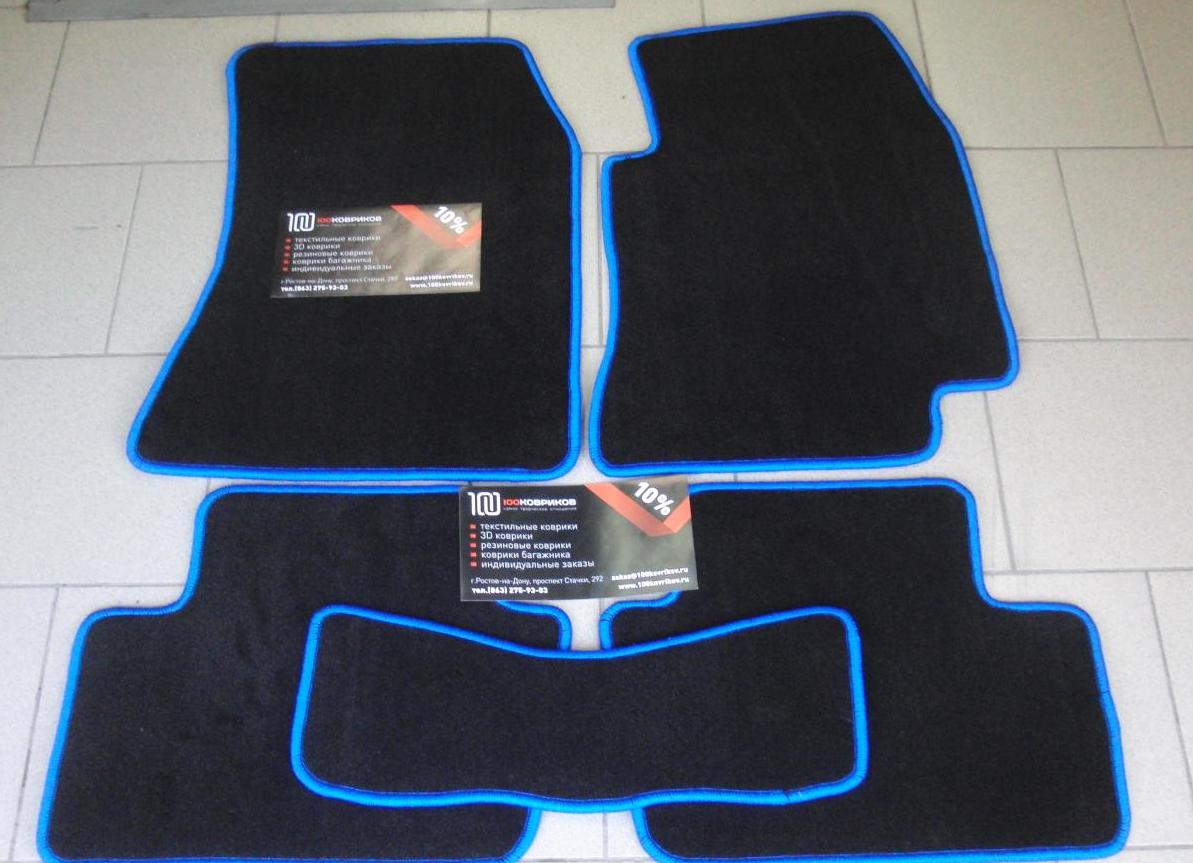 новичку в производстве текстильных ковриков для авто
