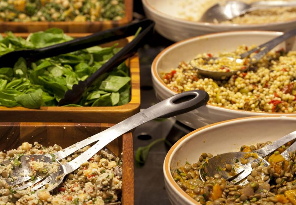 Как организовать бизнес по открытию кафе здорового питания