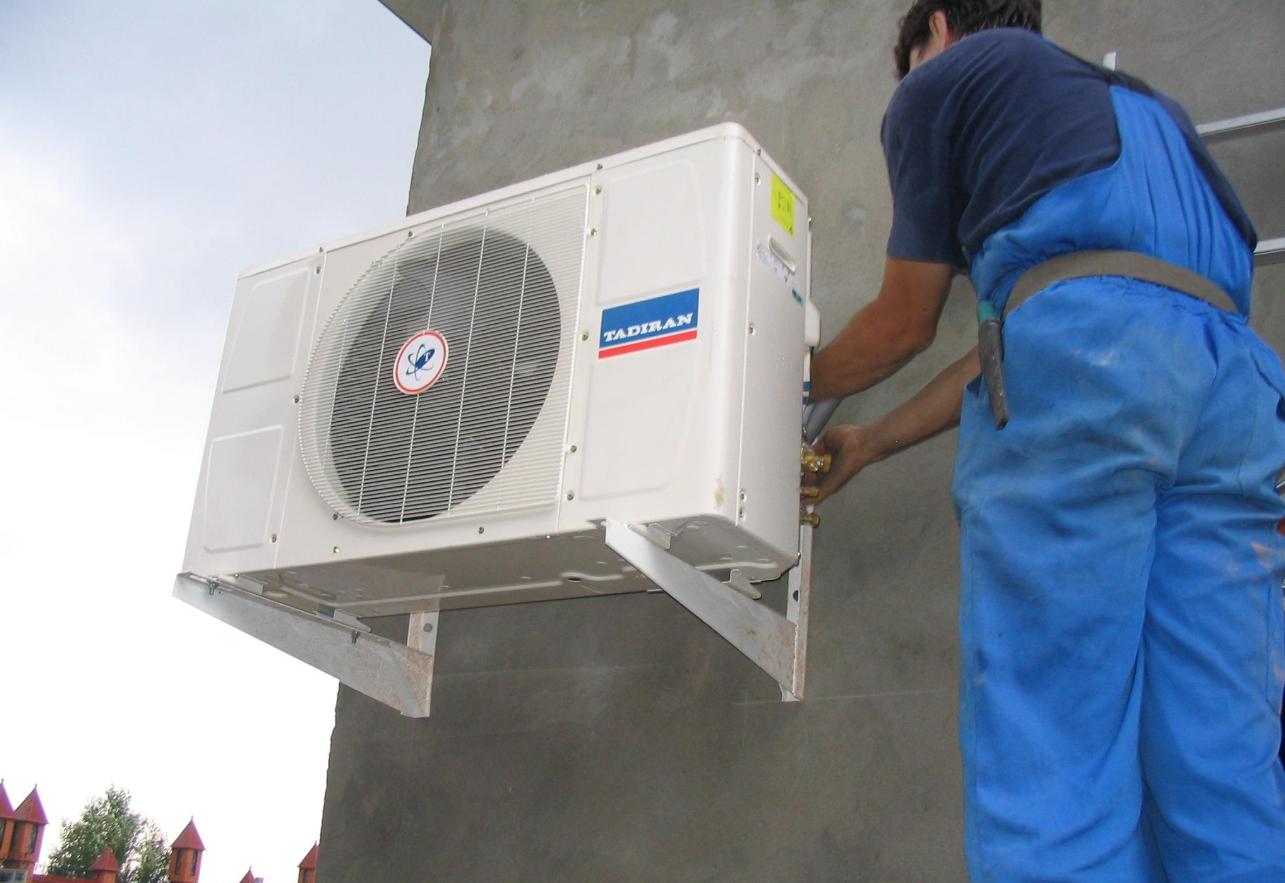 бізнес-ідея монтажу кондиціонерів і систем вентиляції