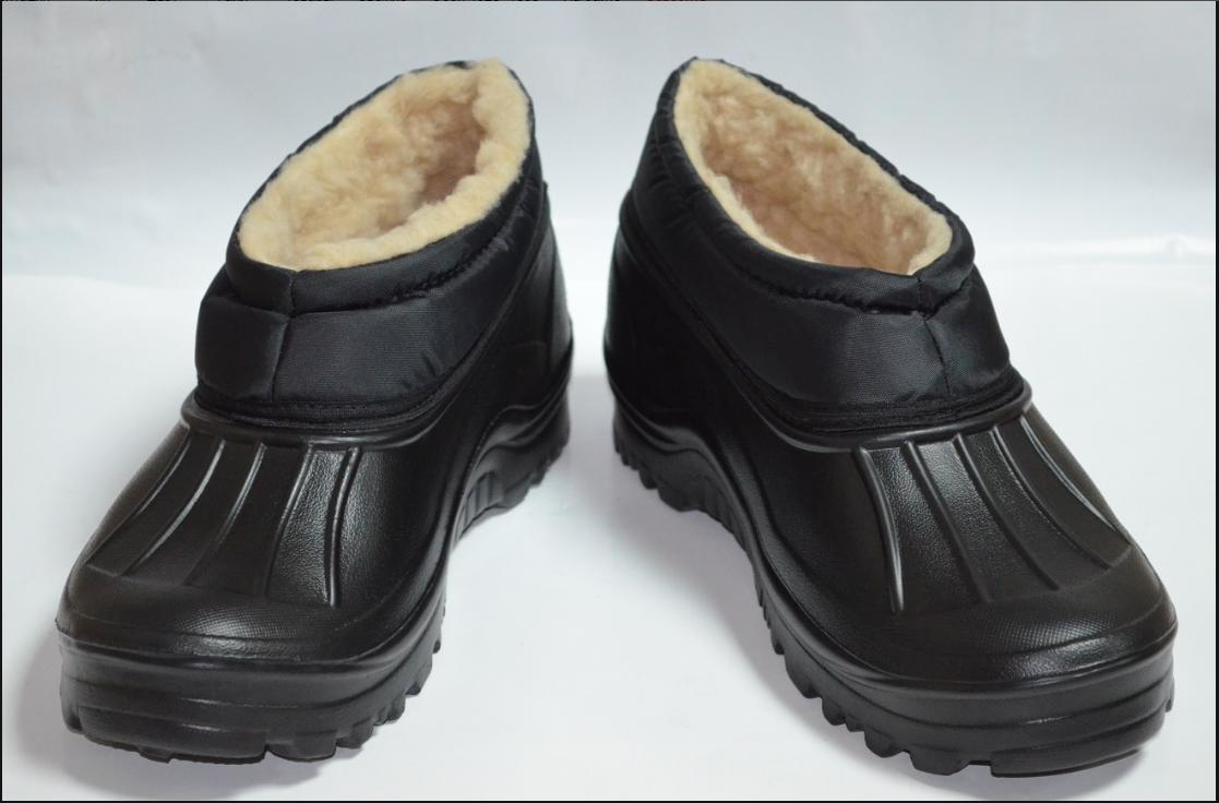 Как организовать бизнес по производству обуви из ЭВА
