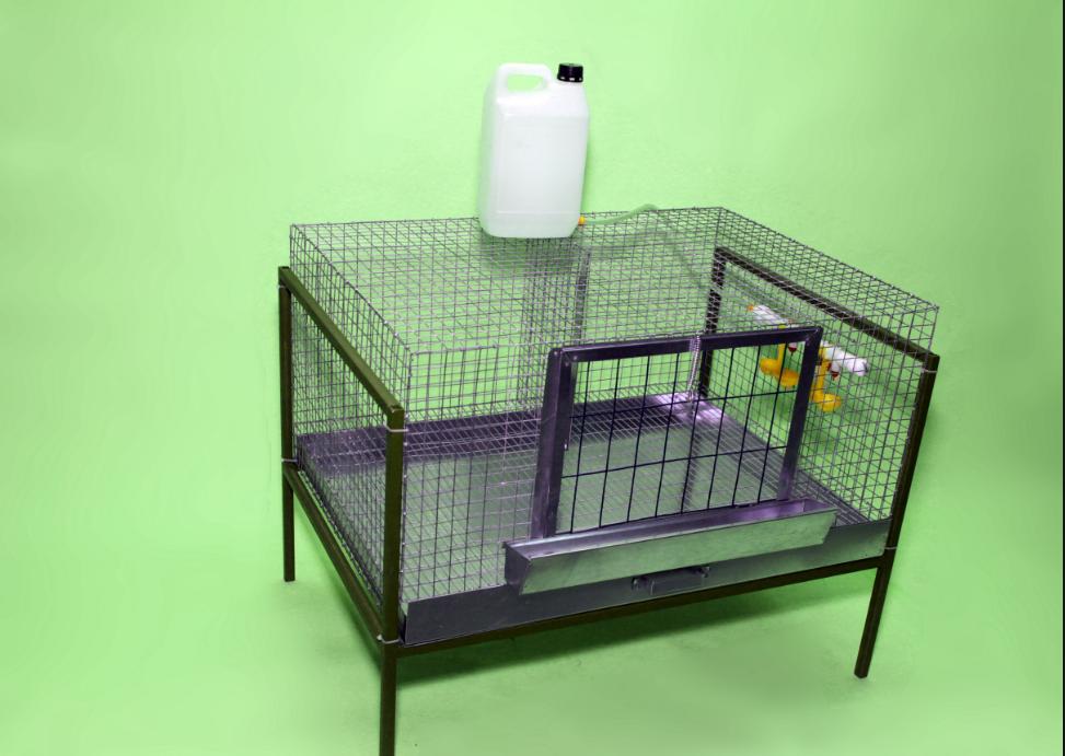 як виготовляти клітки для тварин