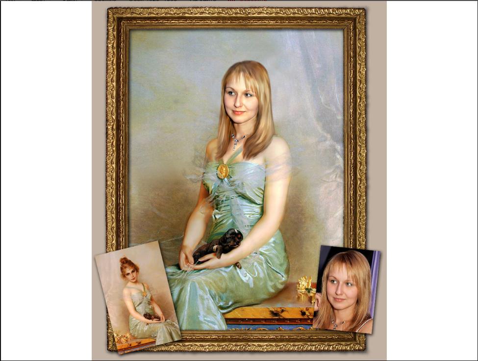 як організувати бізнес по вишивці портретів на тканини
