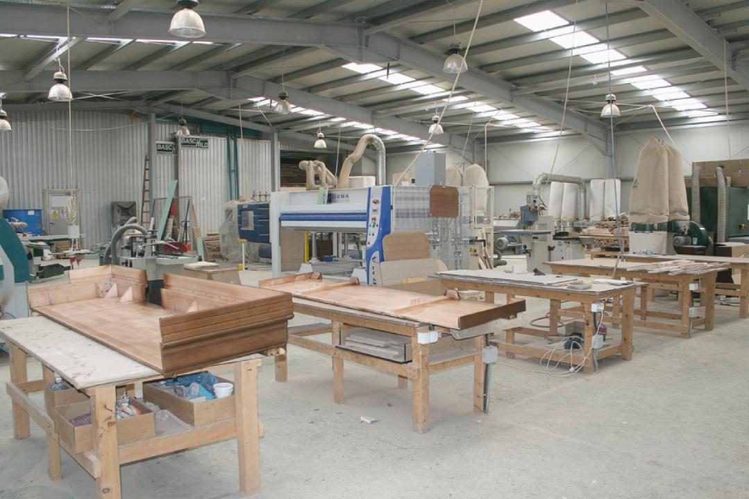 як організувати бізнес з виробництва меблів