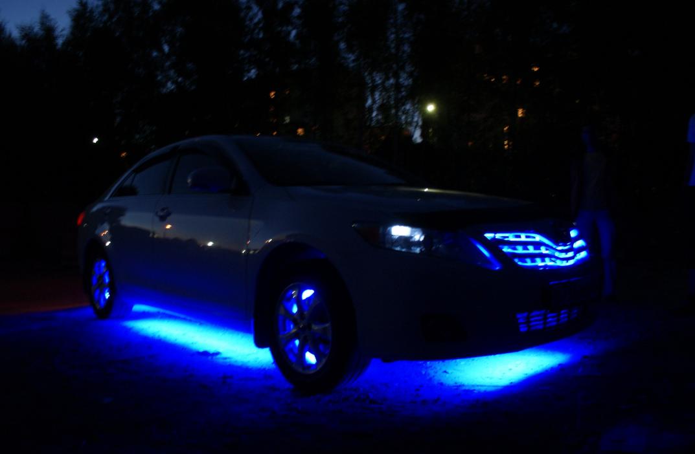 як організувати бізнес по світловому тюнінгу автомобілів