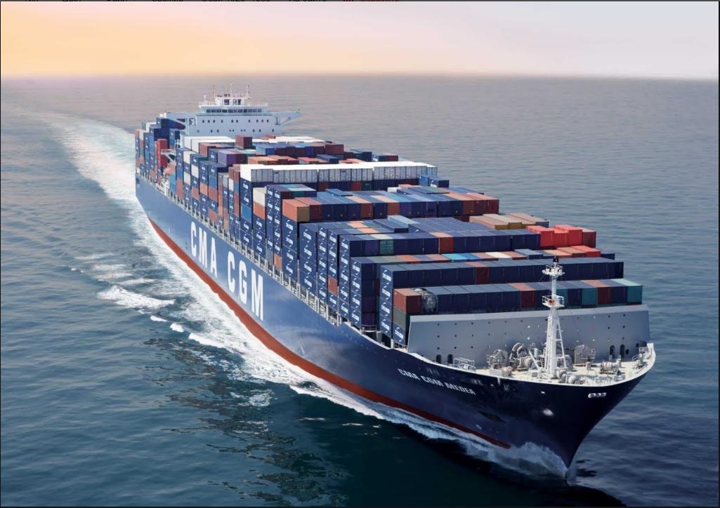 морські вантажоперевезення