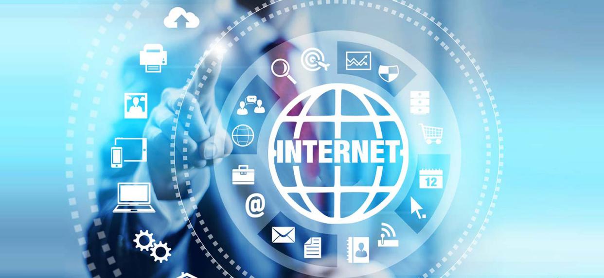 открытие интернет компании
