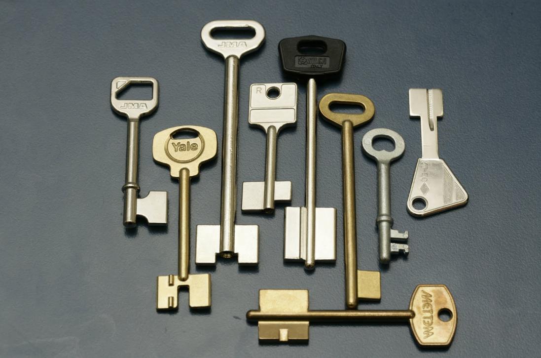 Бизнес-идея изготовления ключей