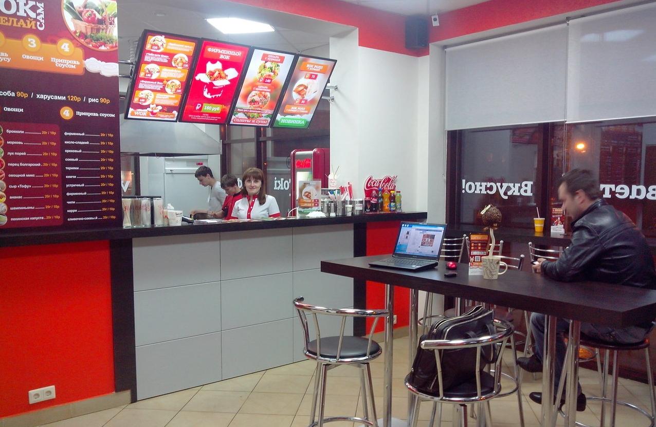 бизнес-идея открытия кафе wok-лапши