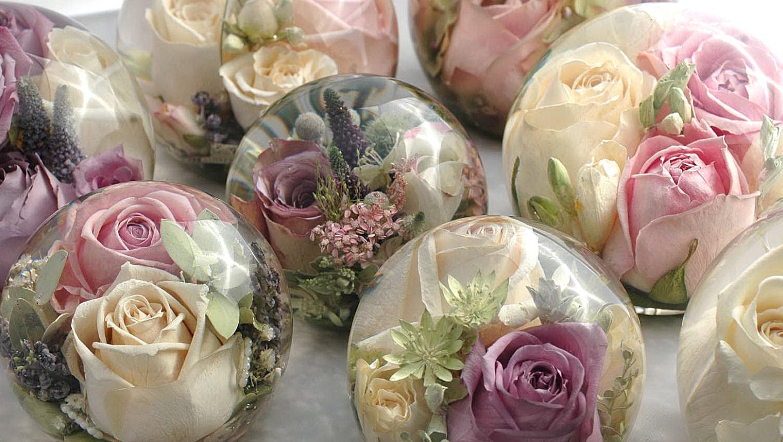 Бизнес-идея цветы в глицерине