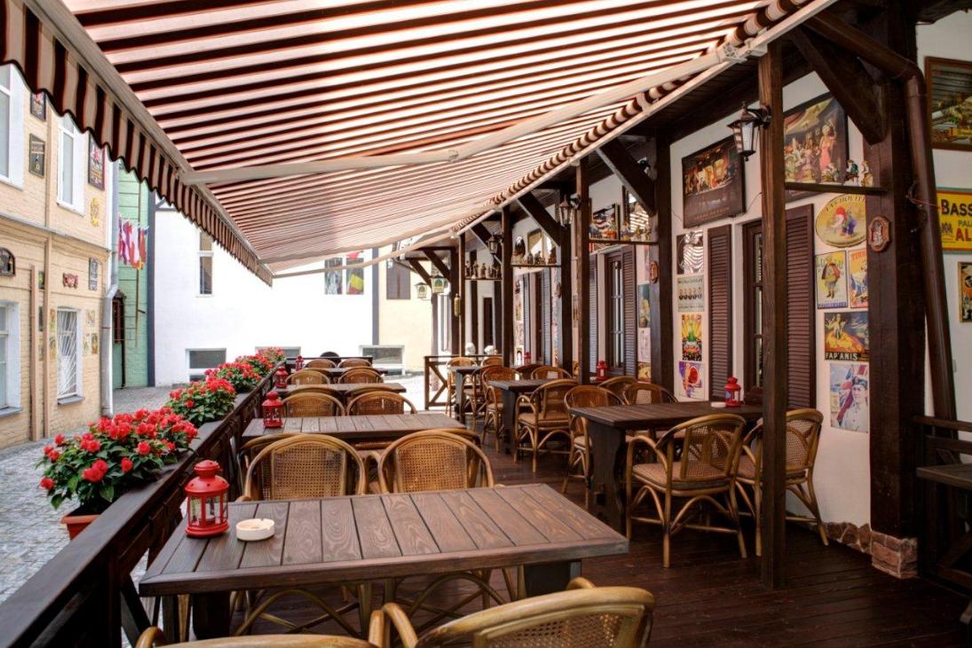 як організувати бізнес з відкриття літнього кафе