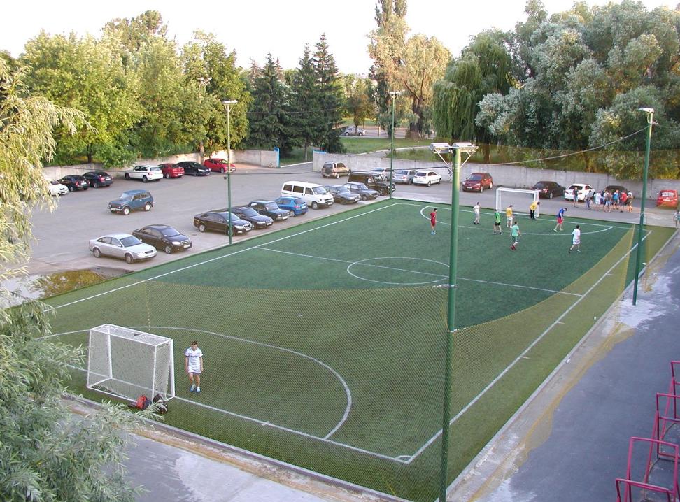 как организовать бизнес по открытию мини-футбольного поля