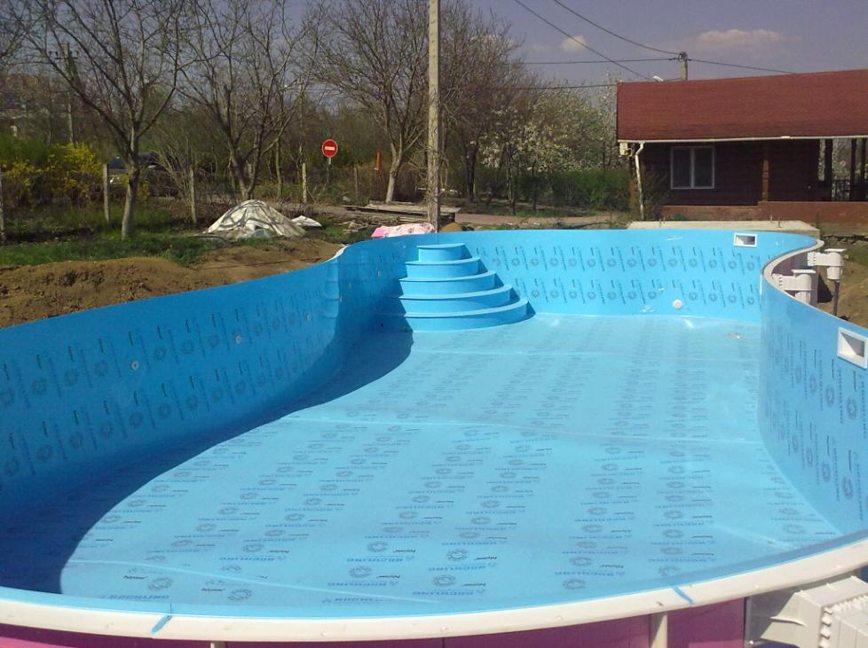 бизнес-идея изготовления бассейнов из полипропилена