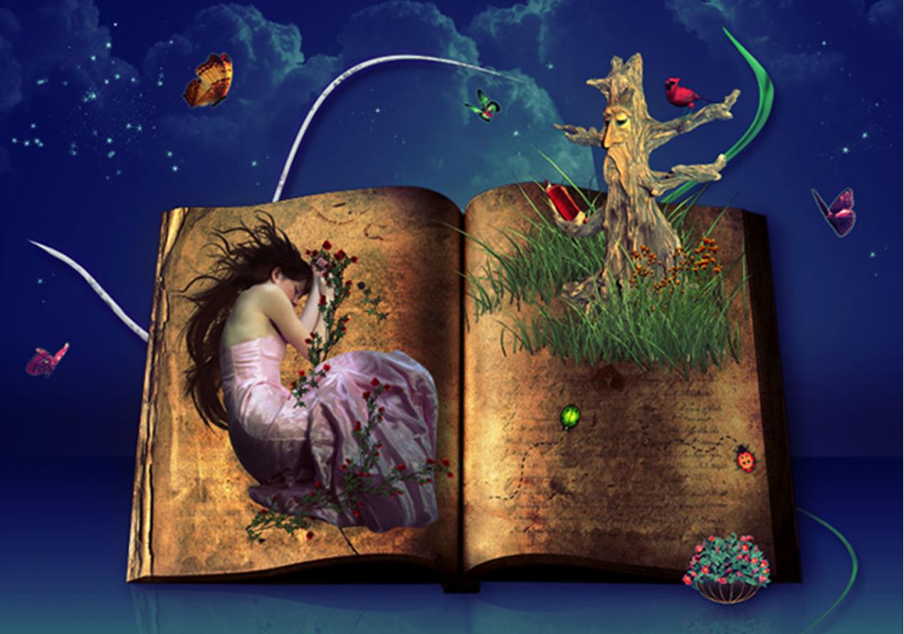 бизнес-идея на чтении сказок
