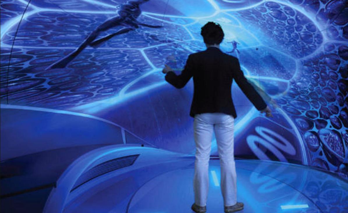 бизнес-идея открытия аттракциона виртуальная реальность
