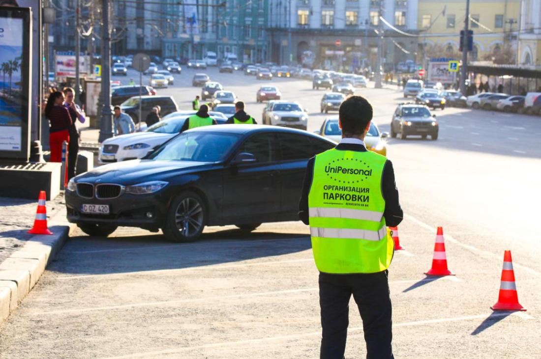 бизнес-идея открытия фирмы по организации парковок