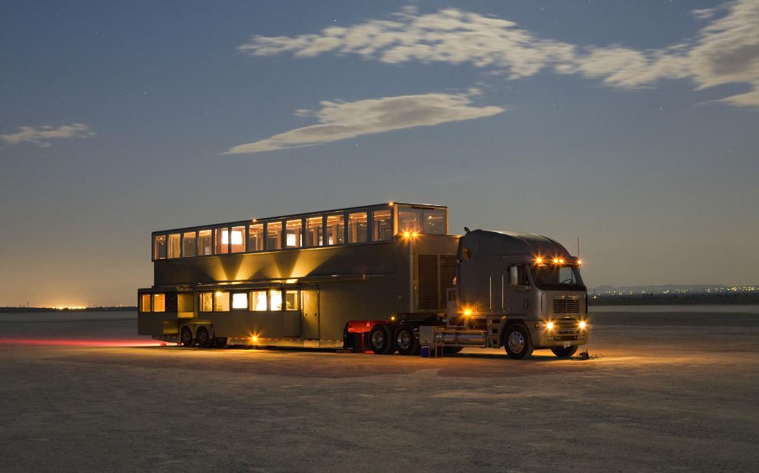 бизнес-идея передвижной гостиницы отеля