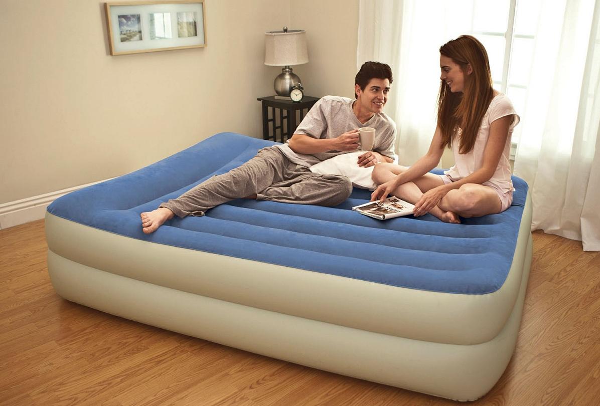 бизнес-идея по продаже надувной мебели