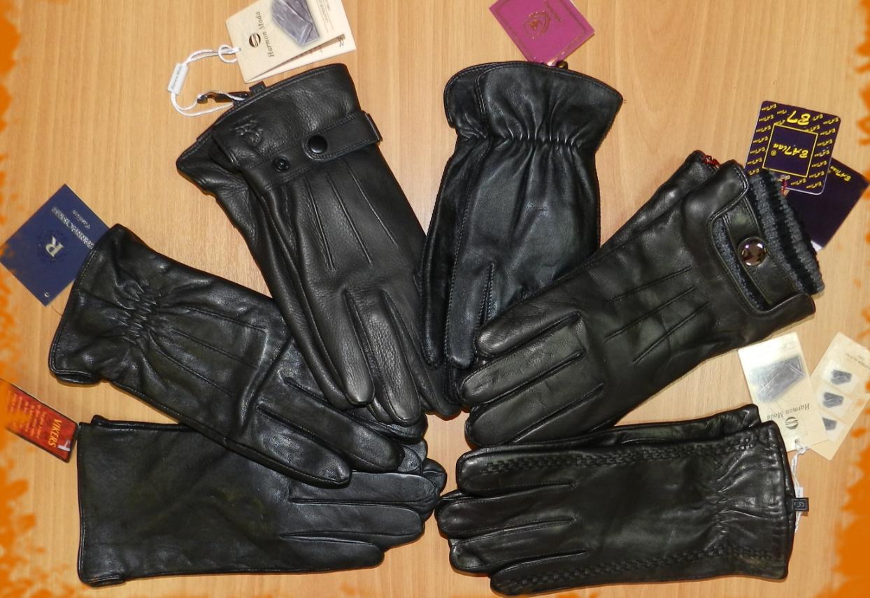 Бизнес-идея производства кожаных перчаток