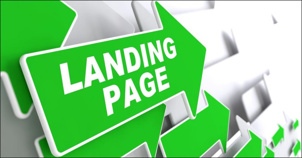 бизнес идея создания одностраничников landing page